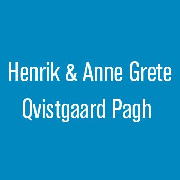 Henrik og Anne Grete Quistgaard Pagh