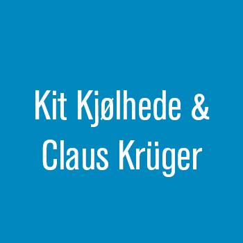 Kit Kjølhede & Claus Krüger
